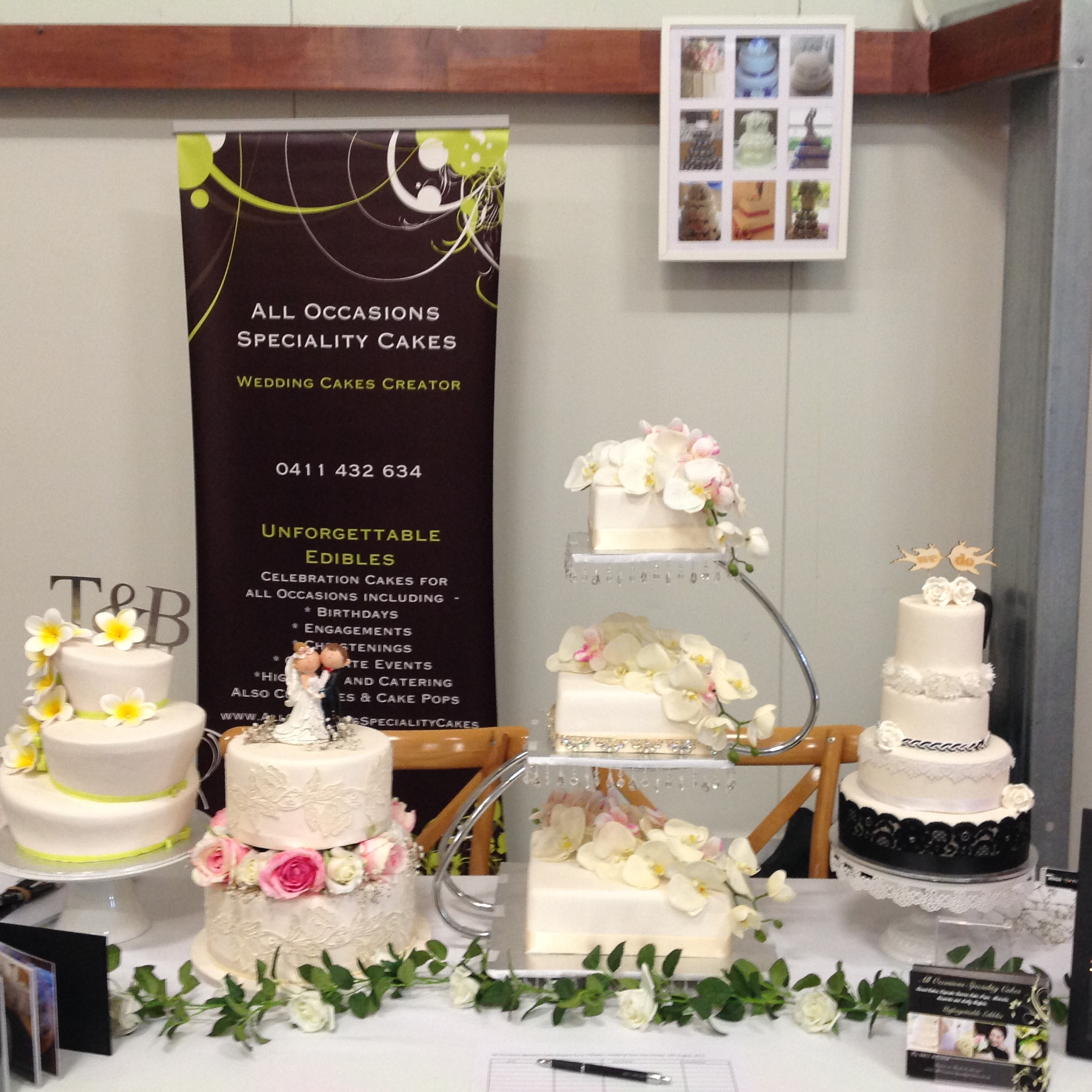 All Occasions Speciality Cakes Stall